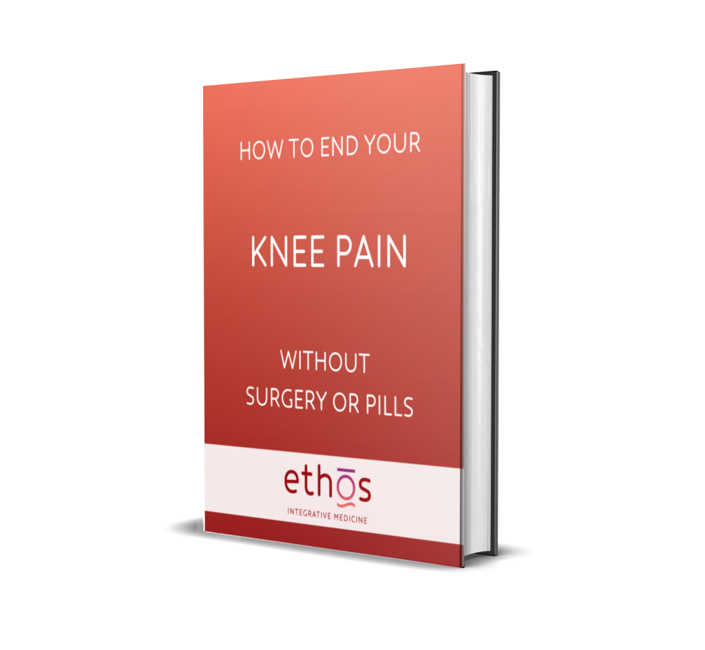 end knee pain without surgery or pills - free guide